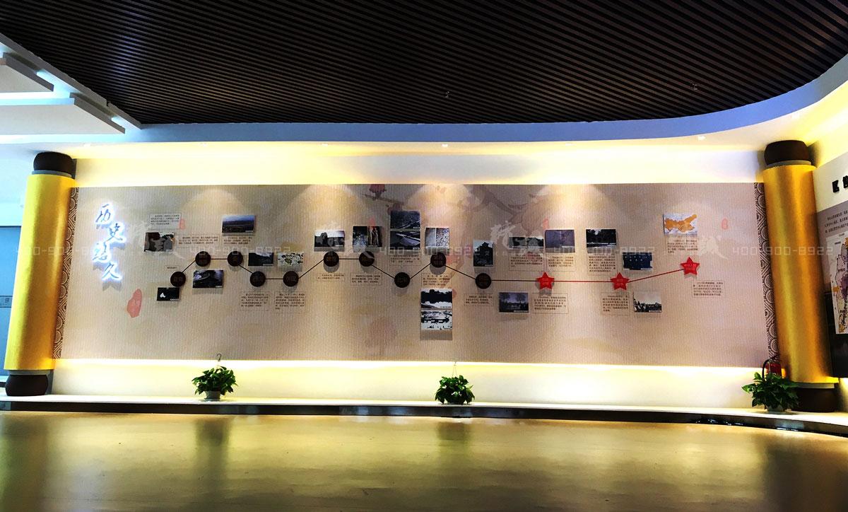 太原阳曲县规划展览馆设计与建设