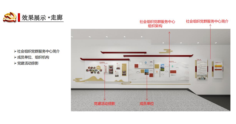 安康平利县党群服务中心展览馆设计方案 策划分析