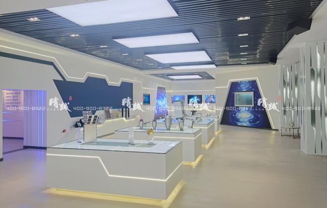 企业展厅设计需要哪些环节?