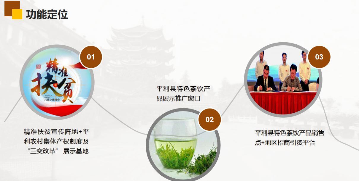 """平利县农村集体产权制度及""""三变""""改革展示中心展厅设计概念篇"""