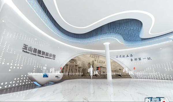 如何设计出一个..的展馆展厅