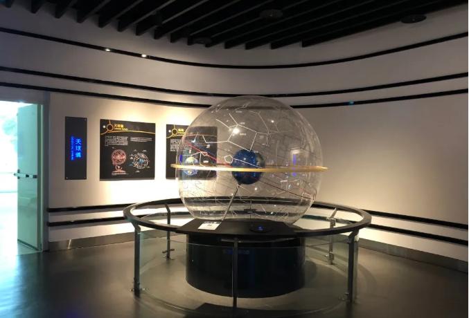 球体造型在展厅空间中的运用都有哪些方式