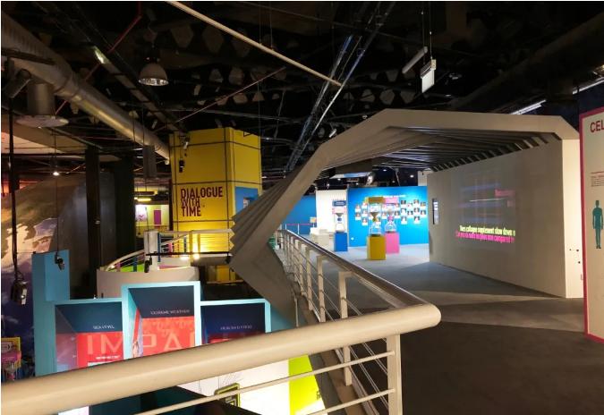 看看国外的科学馆设计和中国有何不同?