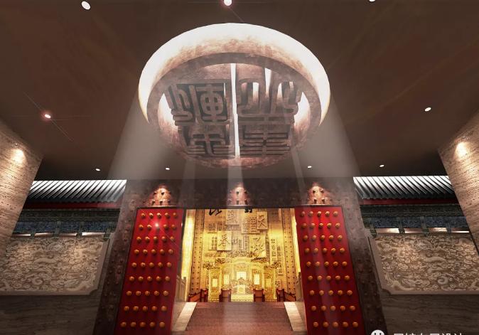 如何让企业展厅的形象墙展现出眼前一亮的感觉
