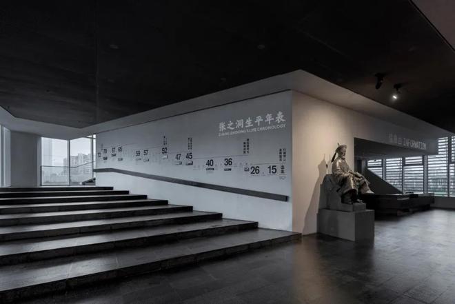 展馆序厅应该怎么设计?..展馆设计师总结序厅设计的灵感